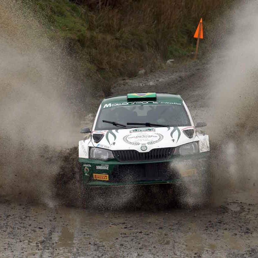 2018 Rally di Gran Bretagna (WRC 2) Nobre