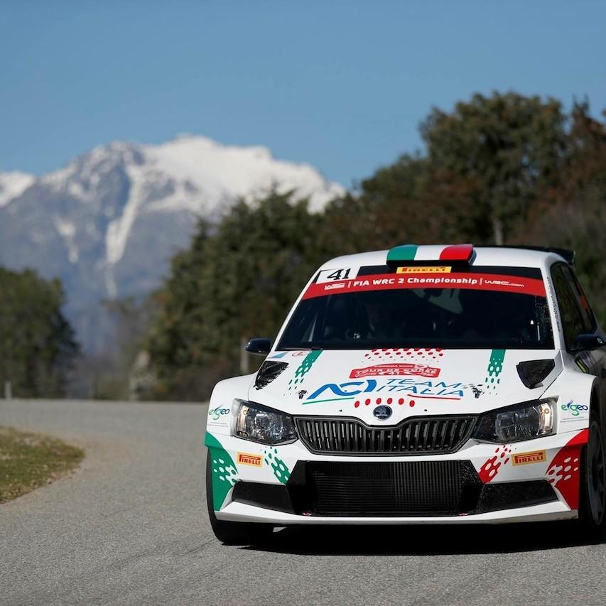 2018 Rally di Corsica (WRC 2) Andolfi