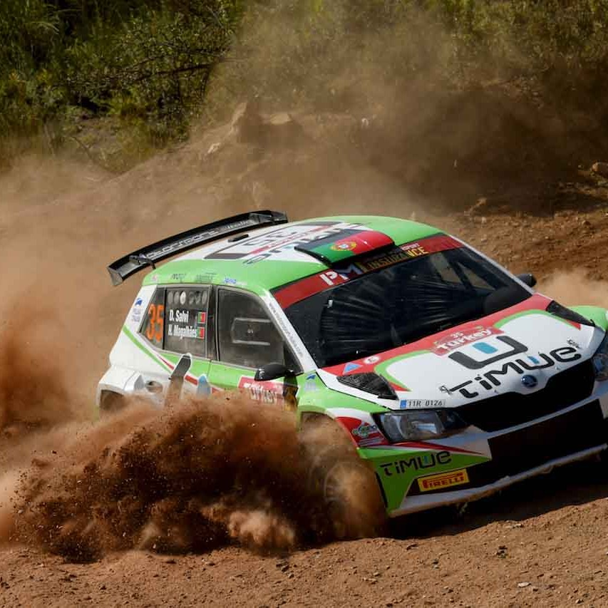 2018 Rally Turchia (WRC 2) Salvi