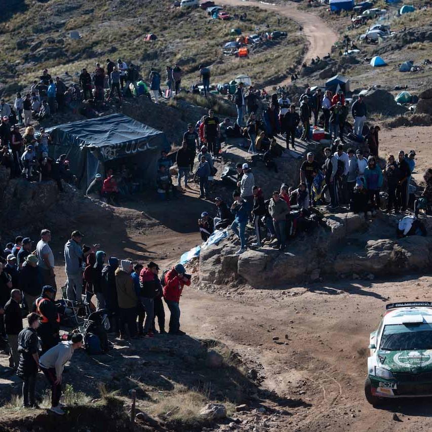 2019 Rally di Argentina (WRC 2) Nobre