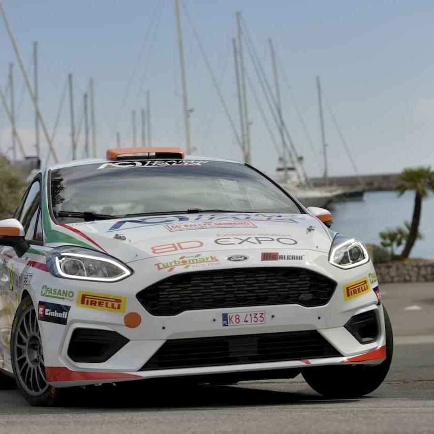 2019 Rally di Sanremo (CIR Junior)