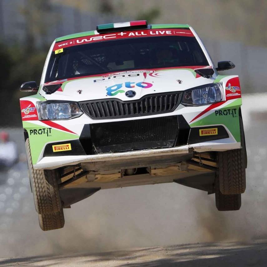 2018 Rally di Portogallo (WRC 2) Guerra