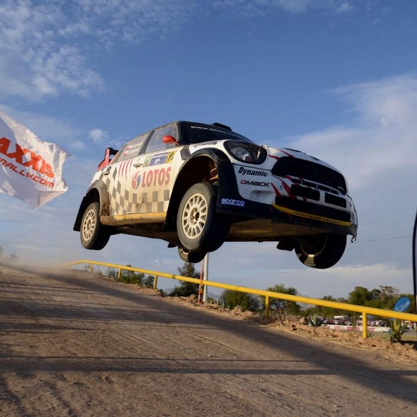 2013 Rally del Messico (WRC 2) Kociuszko
