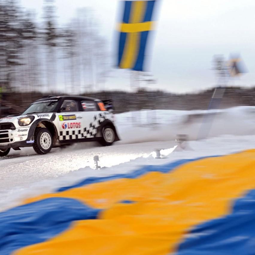 2013 Rally di Svezia (WRC 2) Kociuszko