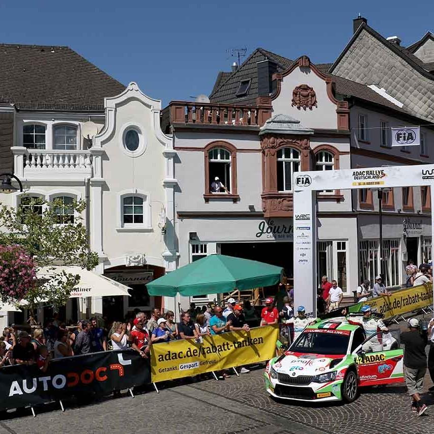 2018 Rally di Germania (WRC 2) Guerra