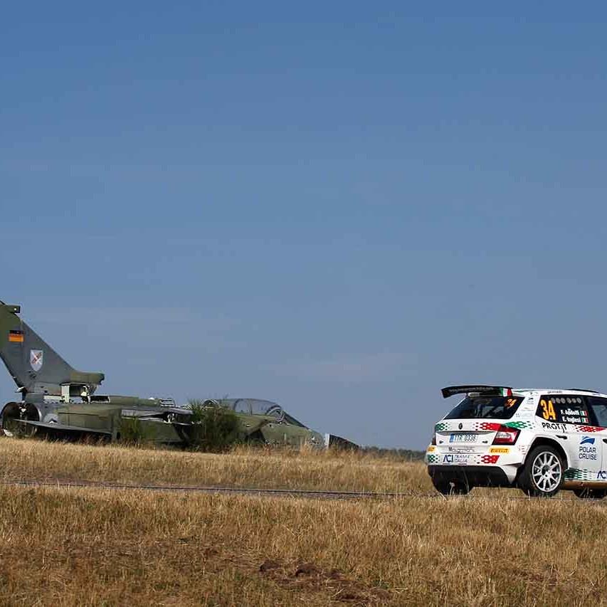 2018 Rally di Germania (WRC 2) Andolfi