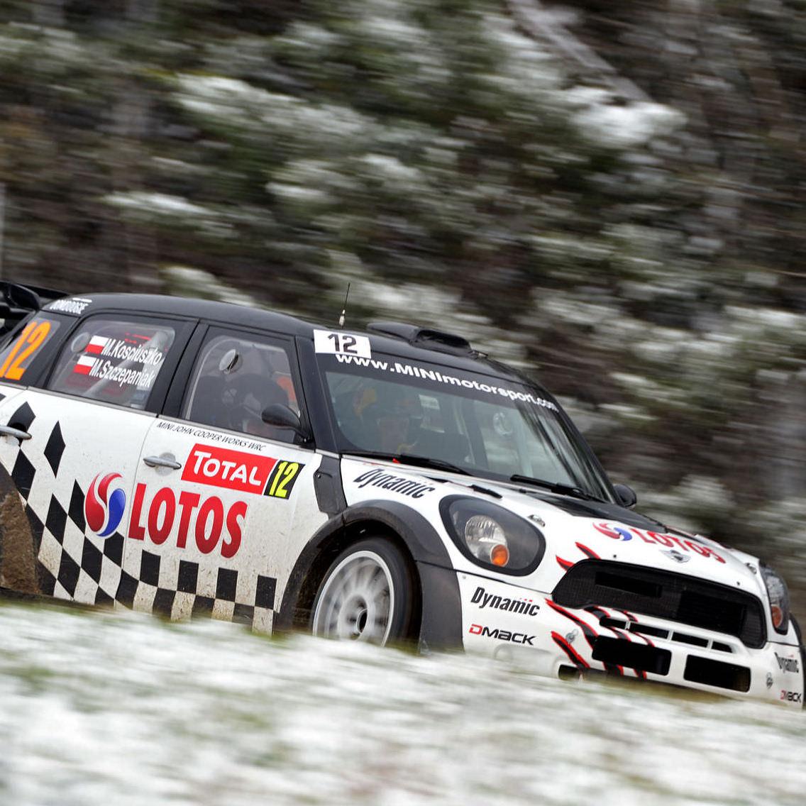 2013 Rally di Montecarlo (WRC 2) Kociuszko