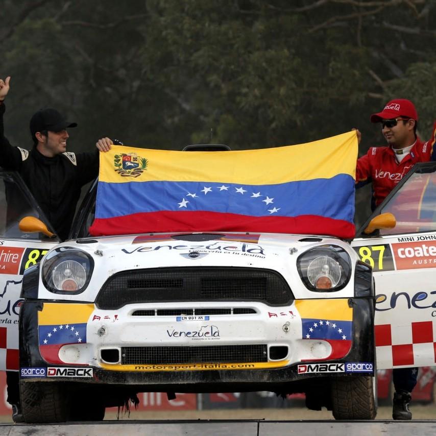 2013 Rally di Australia (WRC 2) Gelvez