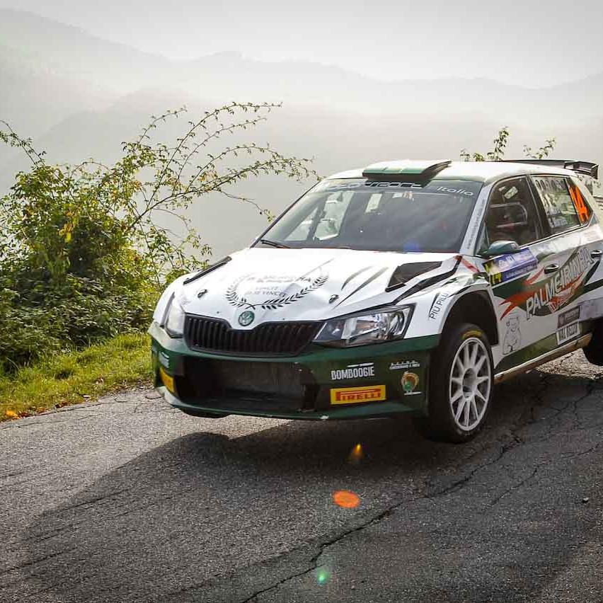 2018 Rally di Como - Nobre
