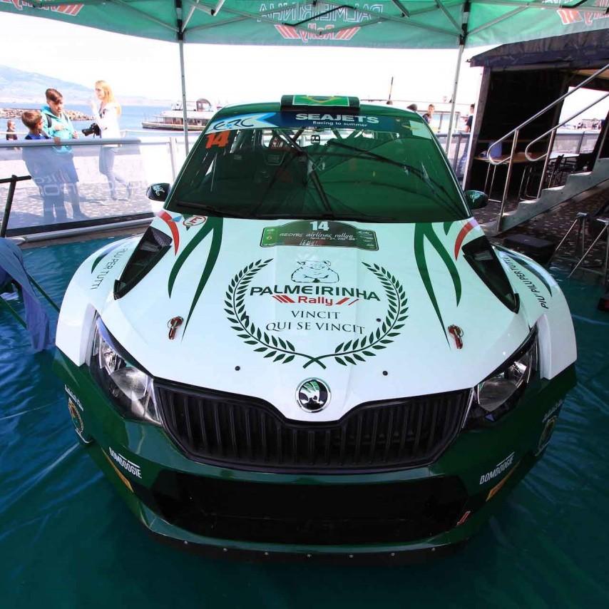 2018 Rally Azore Rally (ERC) Nobre
