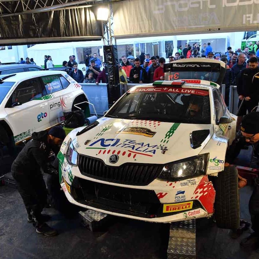 2018 Rally di Spagna (WRC 2) Andolfi