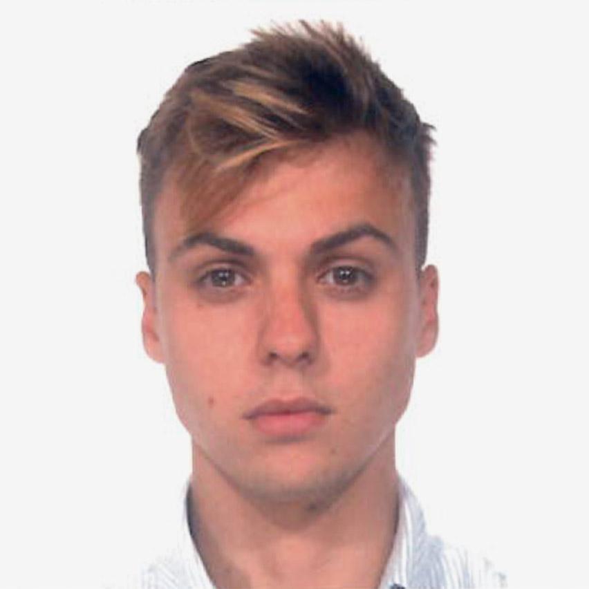 Niko Rendina - Team Coordinator