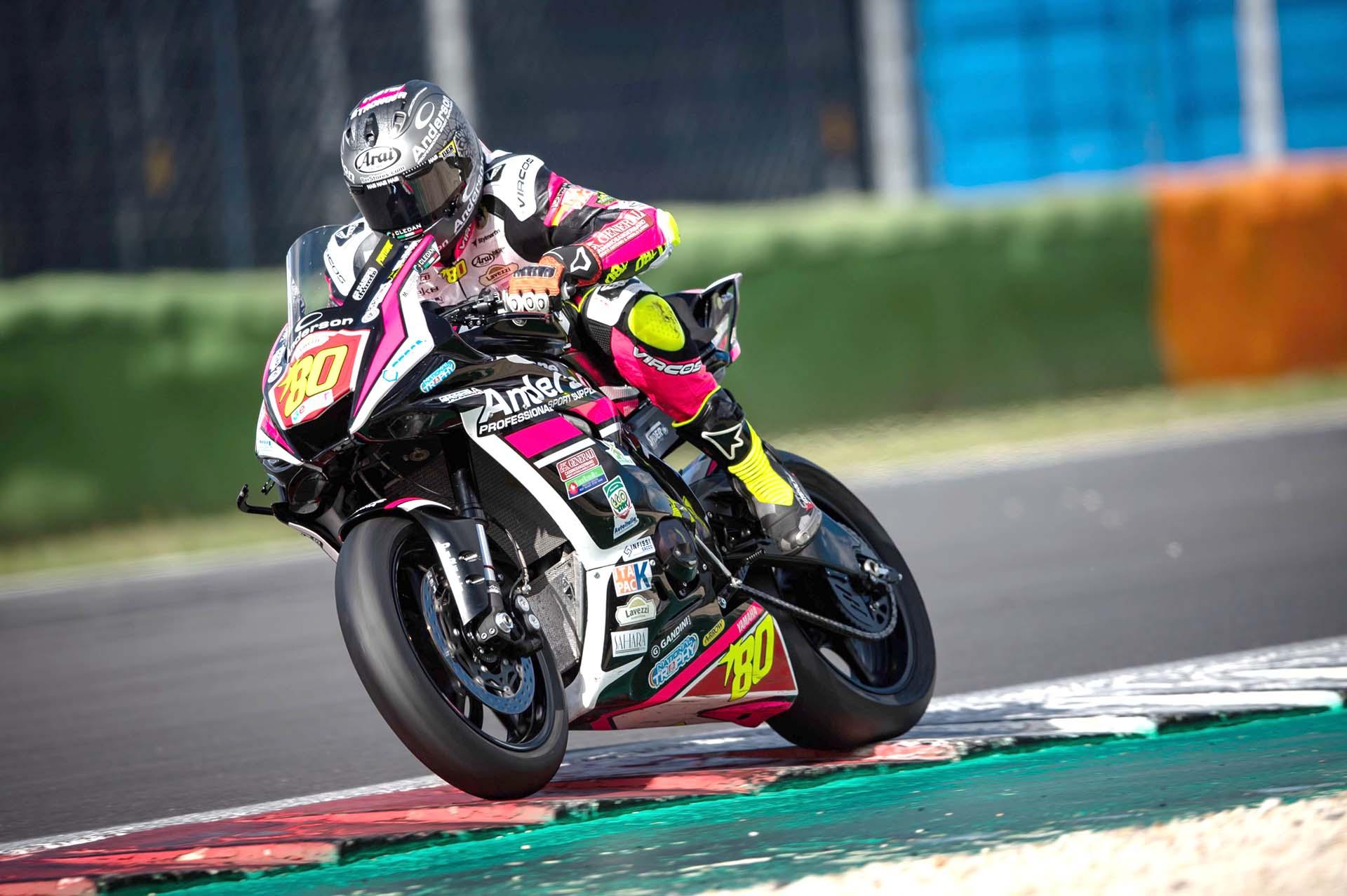 Venerdì 12 Febbraio Pontone e il suo team scenderanno in pista per i primi test sul circuito di Vallelunga