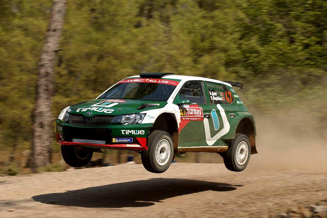 Bene MotorSport Italia al Rally Turkey