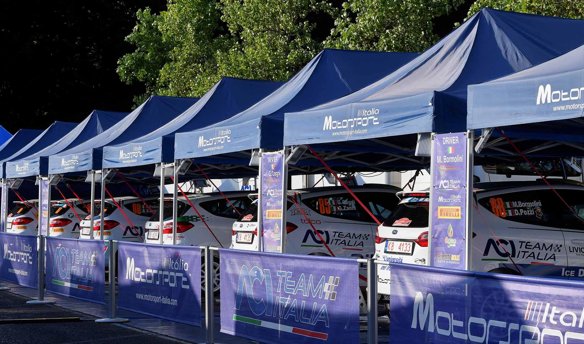 Sulla Terra del 48° Rally di San Marino vincono Mazzocchi-Gallotti