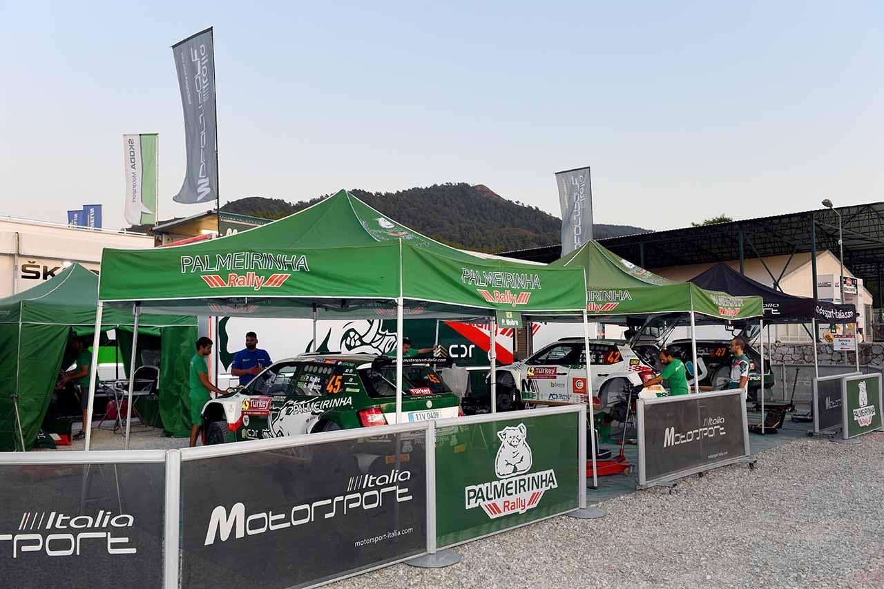Tre equipaggi di Motorsport Italia al via al Rally di Turchia