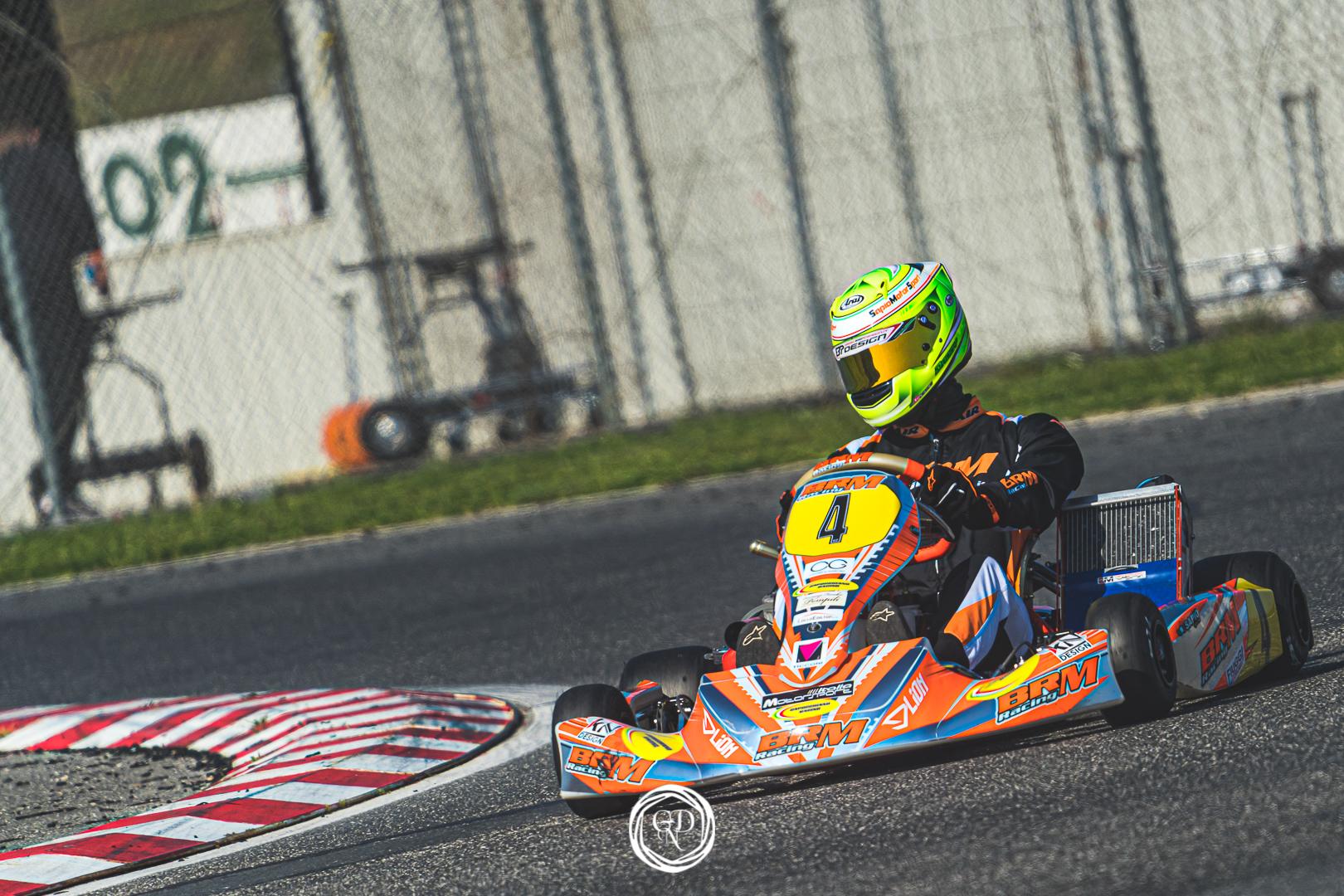 Max Rendina e Motorsport Italia puntano con successo sui giovani talenti