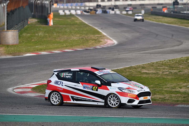 Adria Rally Show 2020: podio per  Motorsport Italia