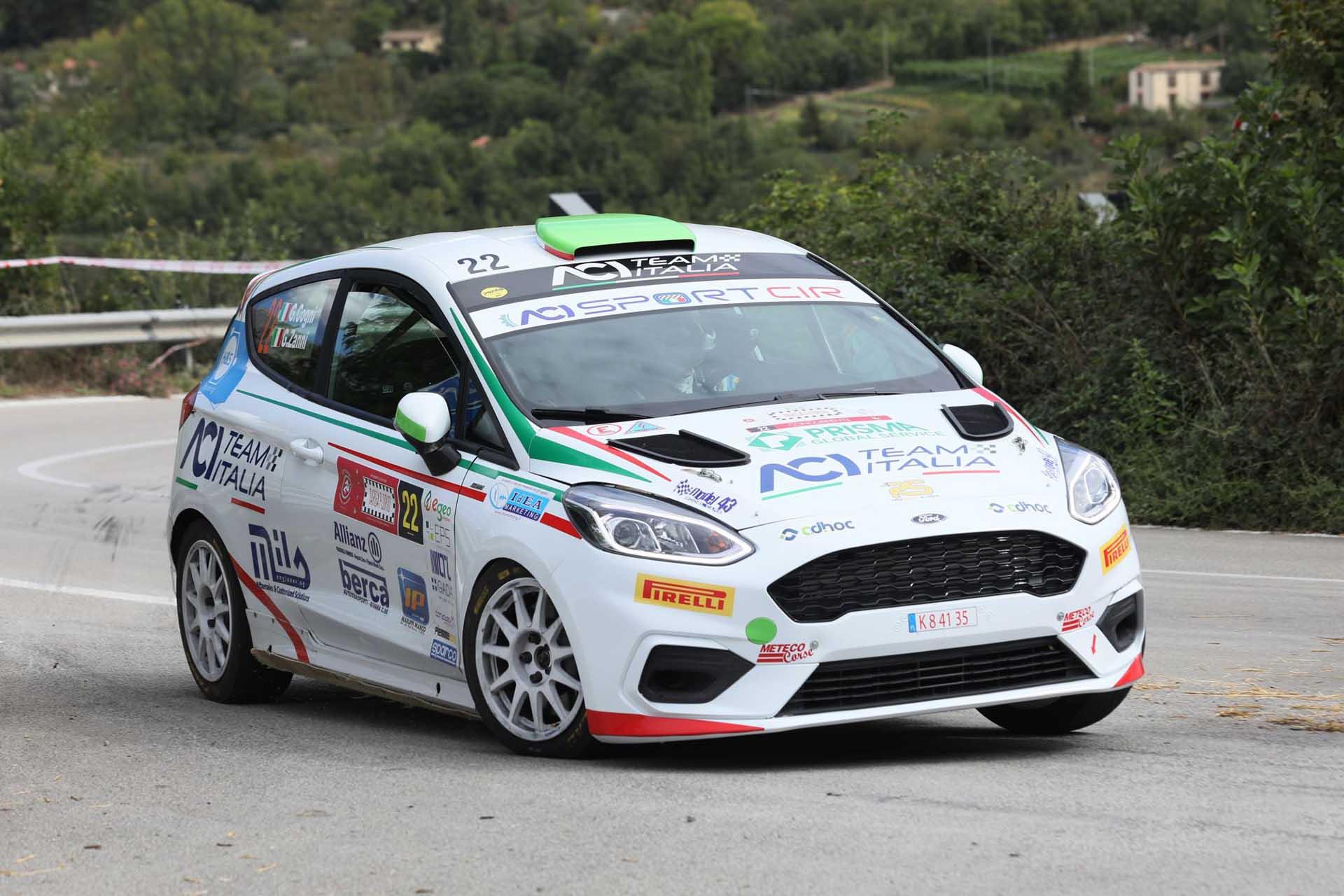 Vittoria di Cogni-Zanni alla 104^Targa Florio