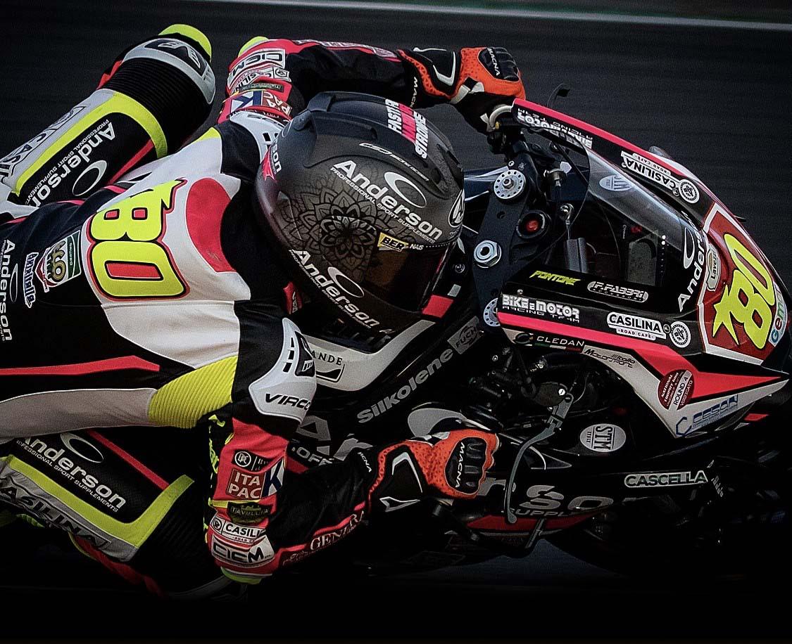 Armando Pontone sarà supportato nel 2021 dalla Motorsport Italia