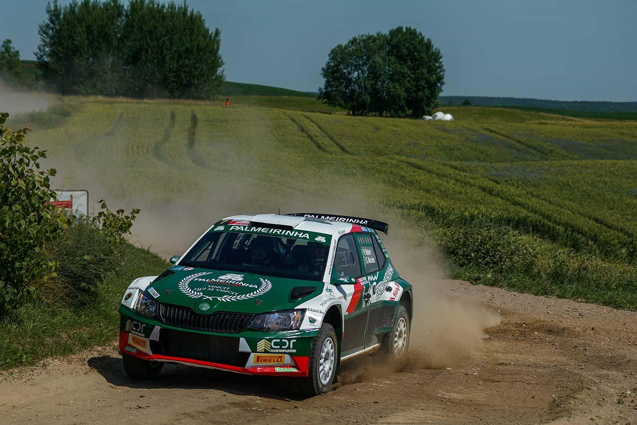 Motorsport Italia al via del Rally di Polonia con Paulo Nobre