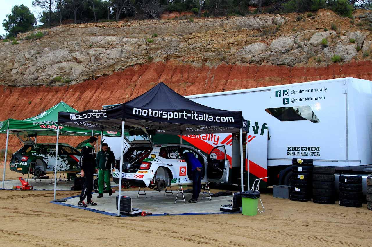 Motorsport Italia al via del mondiale in Spagna